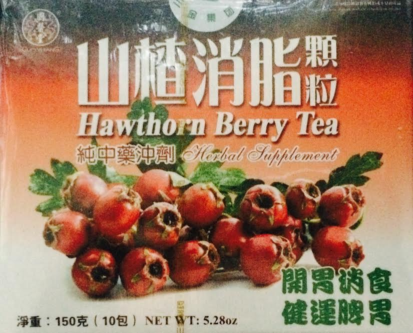 Hawthorn Berry tea - Max Nature