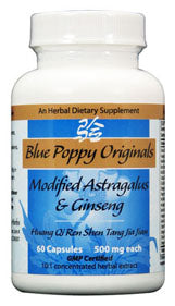 Modified Astragalus and Ginseng - Max Nature