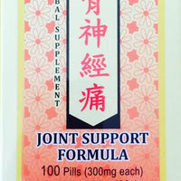 Joint Support Formula - Max Nature