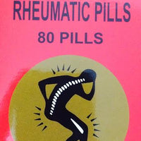 Natural Herbal Rheumatic Pills - Max Nature