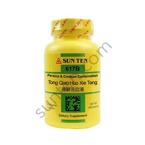 Persica & Cnidium Combination Capsules - Tong Qiao Huo Xie Tang - 通翹活血湯 - Max Nature
