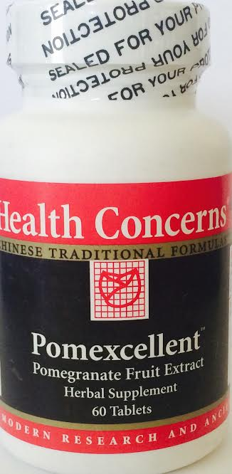 Pomexcellent - Pomegranate Fruit Extract - Max Nature