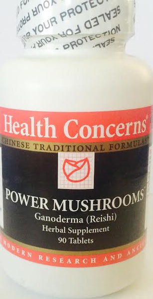 Power Mushrooms - Ganoderma (Reishi) - Max Nature