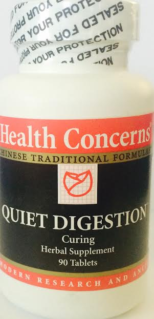 Quiet Digestion - Max Nature