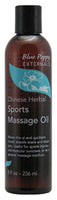 Sports Massage Oil - Max Nature