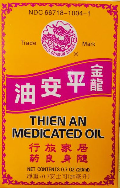 Thien An Medicated Oil - Max Nature