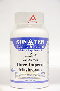 Three Imperial Mushrooms - Max Nature