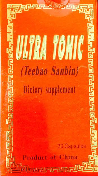 Ultra Tonic - Teebao Sanbin - Max Nature