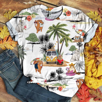 Persian Hawaii Beach - Shirt