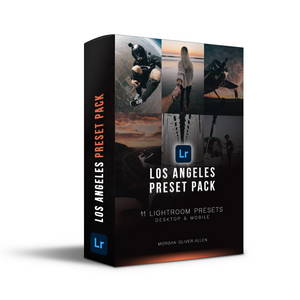 Load image into Gallery viewer, Los Angeles Preset Pack