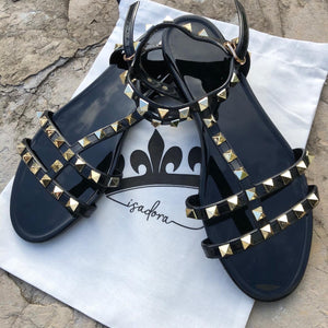 Caged Studded Jellies