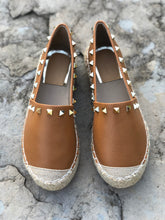 Load image into Gallery viewer, Studded Espadrilles