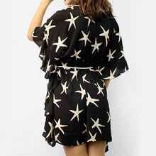 Load image into Gallery viewer, Starfish Kimono Cover Up