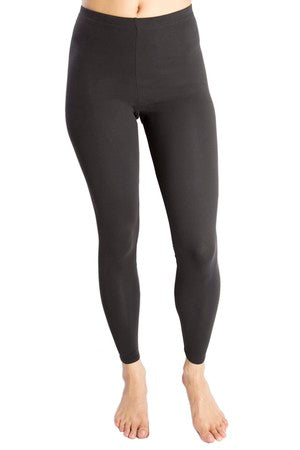 One Step Ahead Cotton Classic Legging PLUS SIZE