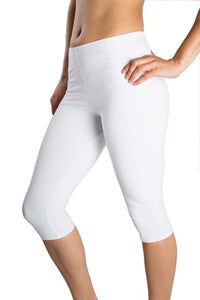 One Step Ahead Cotton Classic Capri PLUS SIZE