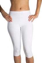 Load image into Gallery viewer, One Step Ahead Cotton Classic Capri PLUS SIZE