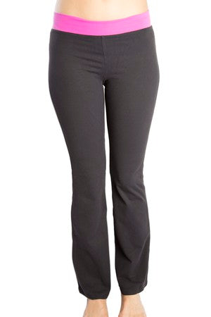 One Step Ahead Suede Supplex Balance Pant PLUS SIZE