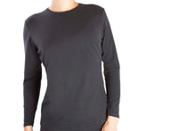 Load image into Gallery viewer, One Step Ahead Cotton Classic Long Sleeve Crew