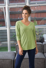 Load image into Gallery viewer, Blue Canoe Seamed Easy Tee