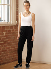 Load image into Gallery viewer, Blue Canoe High Waist Track Pant