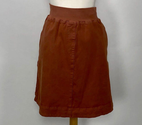 Cut Loose French Twill Golf Skirt