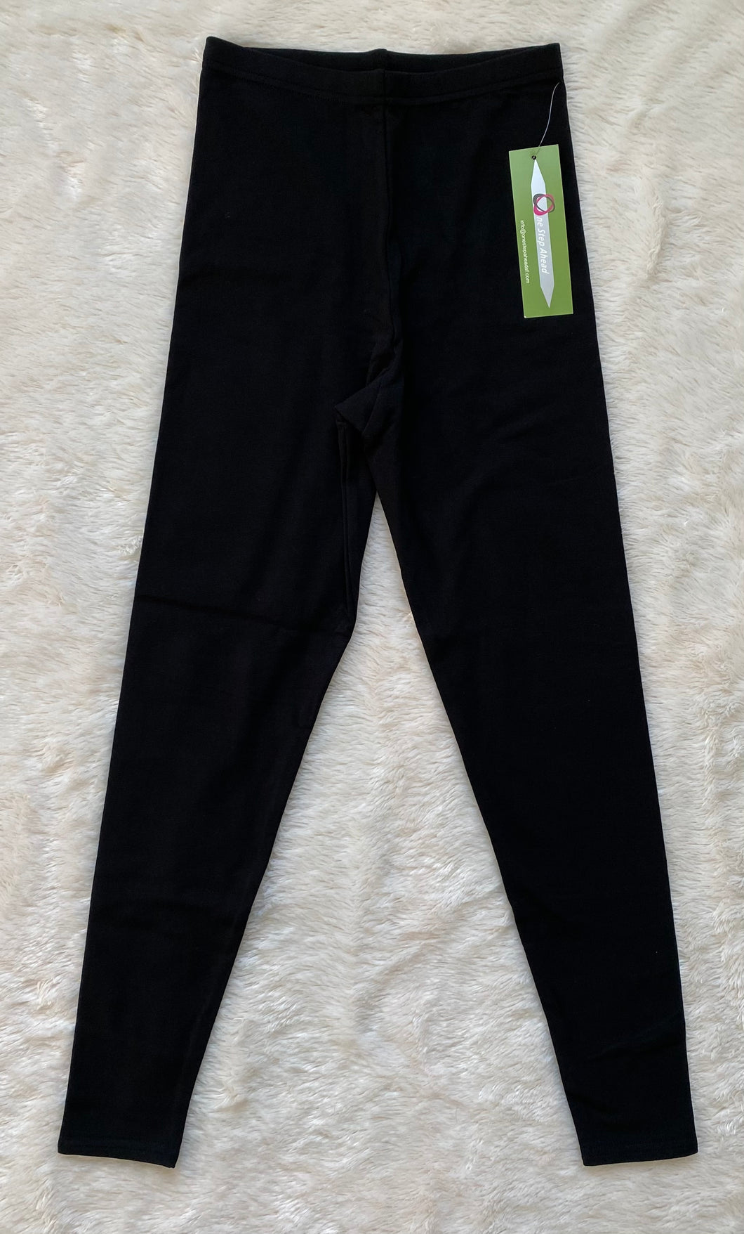 One Step Ahead Cotton Leggings  (S) - On Sale!