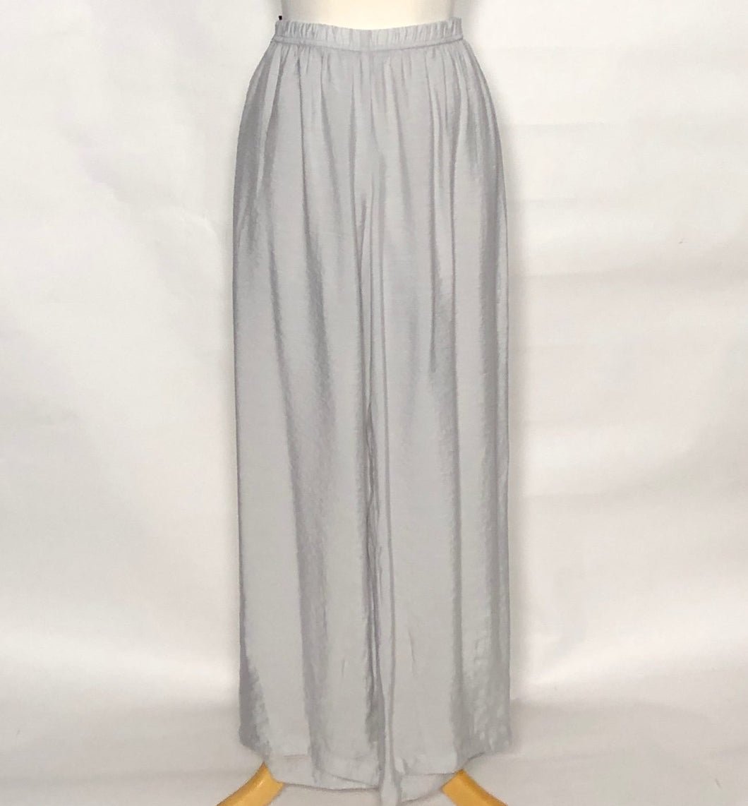 Cut Loose Rayon Parachute Cropped Pants w/Darts
