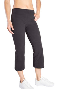 One Step Ahead Cotton Balance Long Capri PLUS SIZE