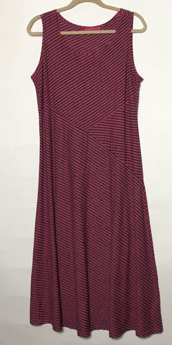 Cut Loose Seamed Tank Dress