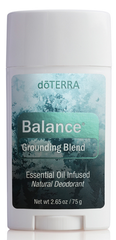 doTERRA Natural Deodorant with Balance - Free Shipping