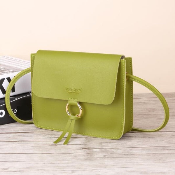 Crossbody Messenger Purse