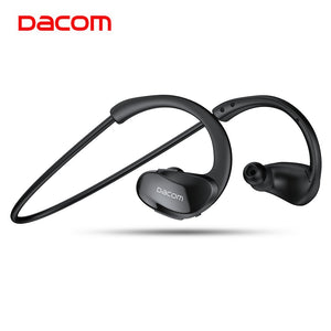 Dacom Armor Athlete Waterproof Running Sports Wireless Headphones Bluetooth with Handsfree Mic