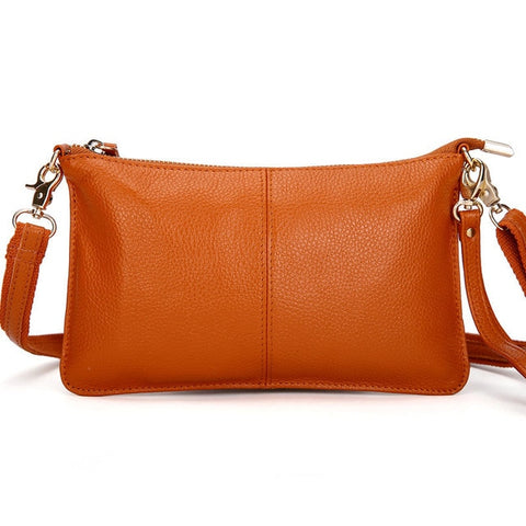Genuine Leather Day Clutches