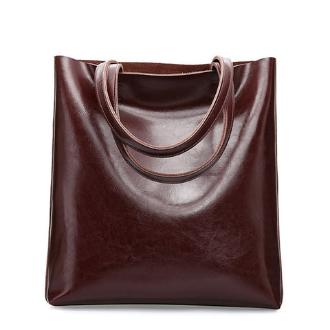 Genuine Leather Tote Bags