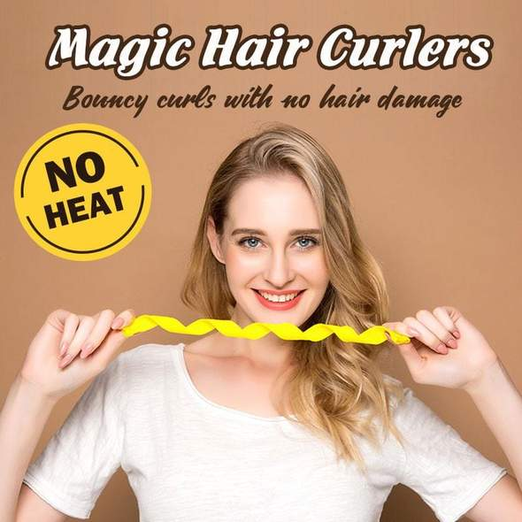 No Heat Hair Friendly Curlers(18pcs/36pcs)