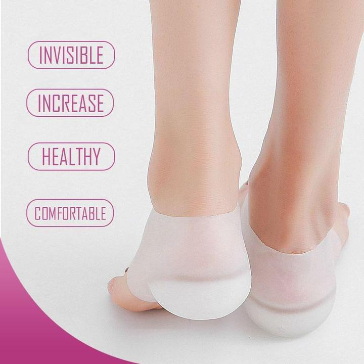 Invisible Height Increased Insoles