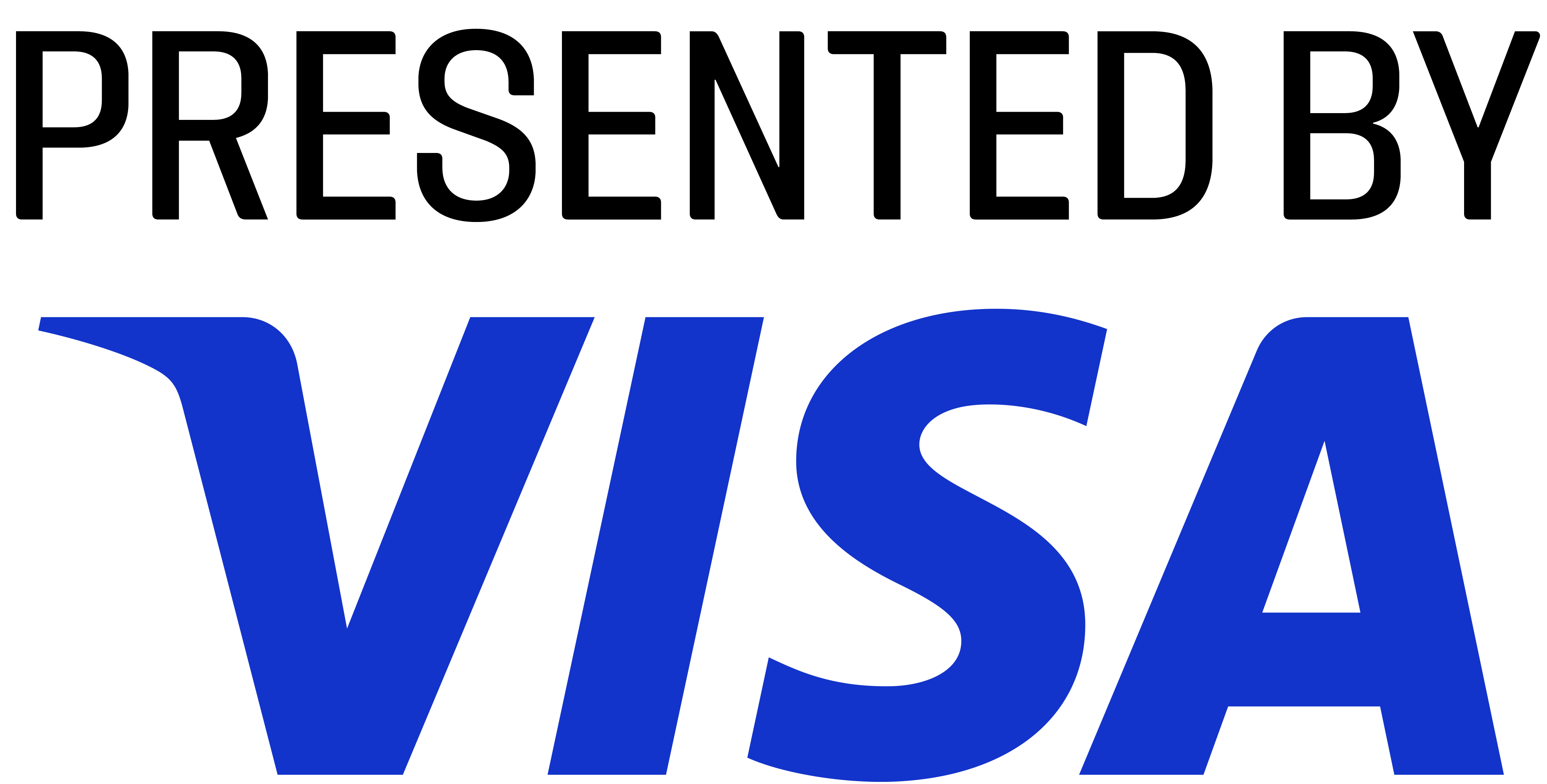 Presented By Visa