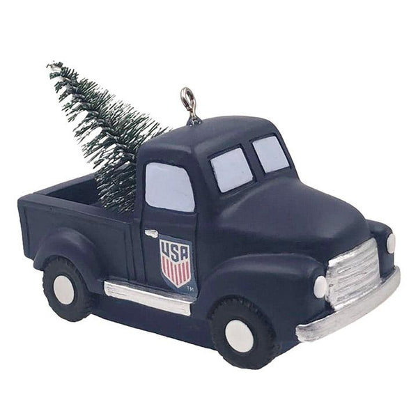 FOCO CREST ORNAMENT PICKUP TRUCK