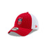 New Era USWNT 39Thirty 3-Star Semester Red Hat
