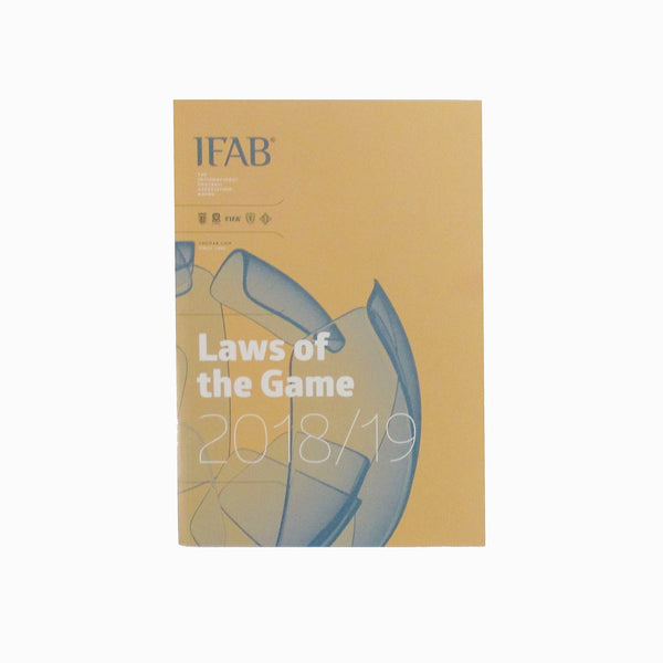 Laws of The Game 2018 -19 Rule Book