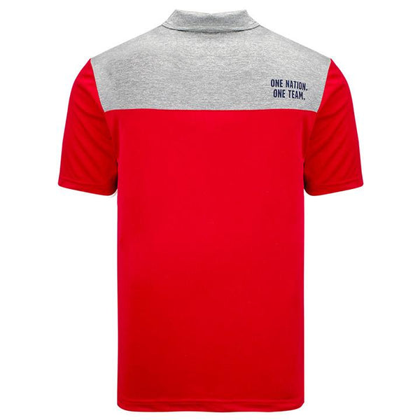 Men's 5th & Ocean USWNT 3-Star LC Polo