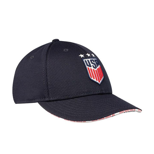 NEW ERA USA 950 FLIP UP HAT - NAVY