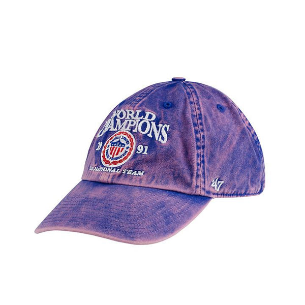 '47 1991 USWNT Championship Retro Clean Up Hat
