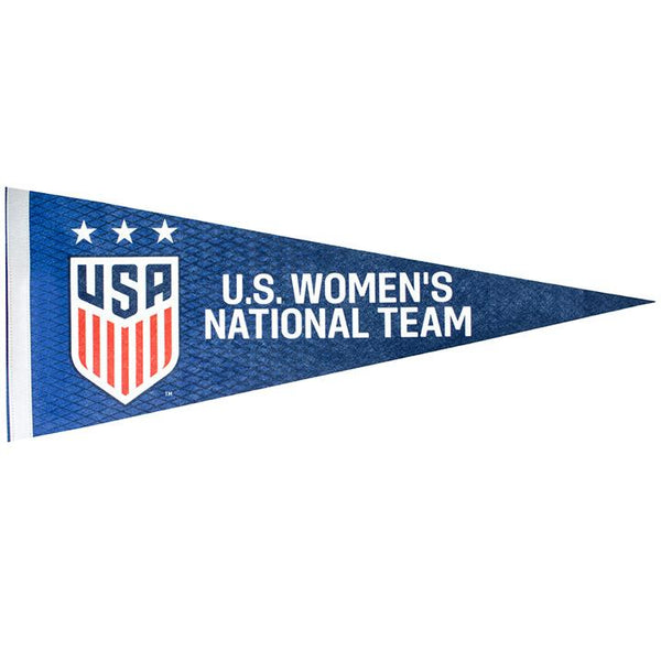Wincraft USWNT 3-Star Navy Pennant