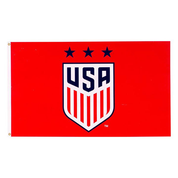 Wincraft USWNT 3-Star Single Sided 3x5 Flag