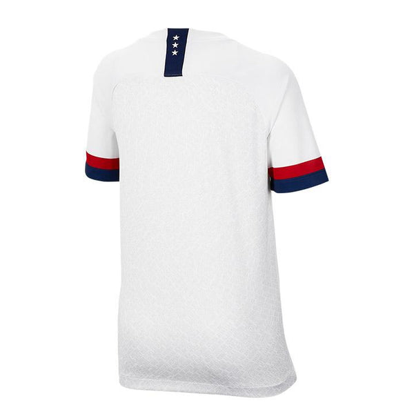 Youth Nike USWNT Breathe Stadium Home White Jersey