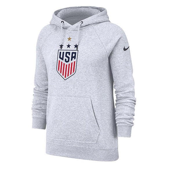 WOMEN'S NIKE WNT 4STAR RALLY HOODY