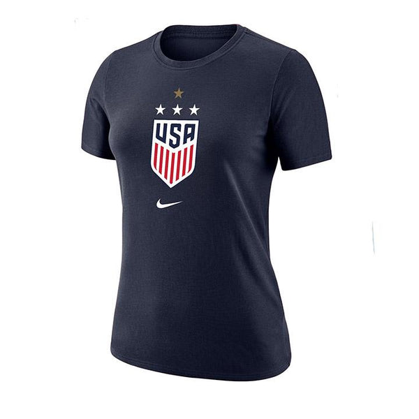 Women's Nike WNT DriFit Cotton Tee
