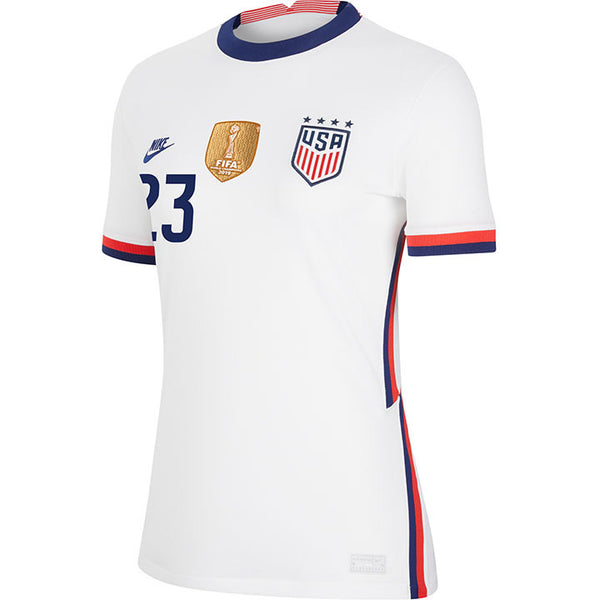 Women's Christen Press USWNT Nike Home White Jersey