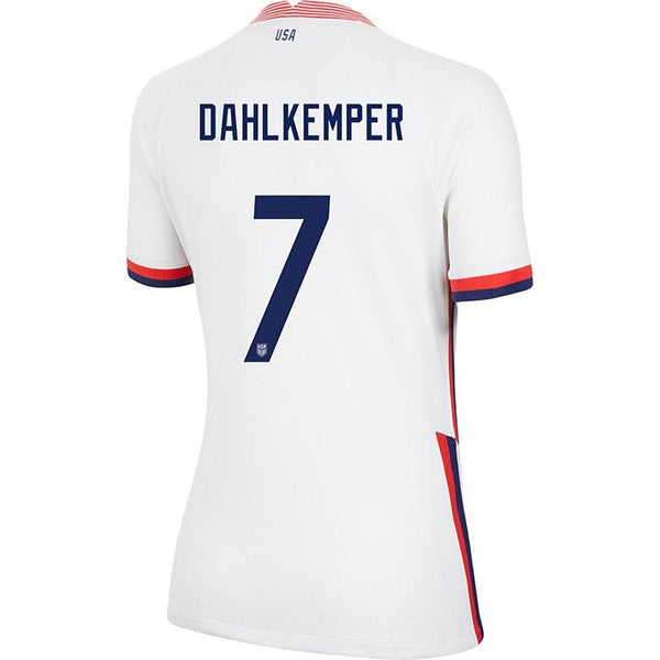 Women's Abby Dahlkemper USWNT Nike Home White Jersey